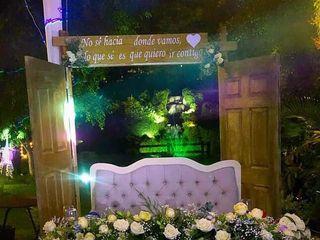La boda de David y Nancy 1