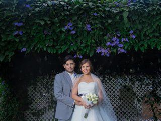 La boda de Sofía y Gustavo