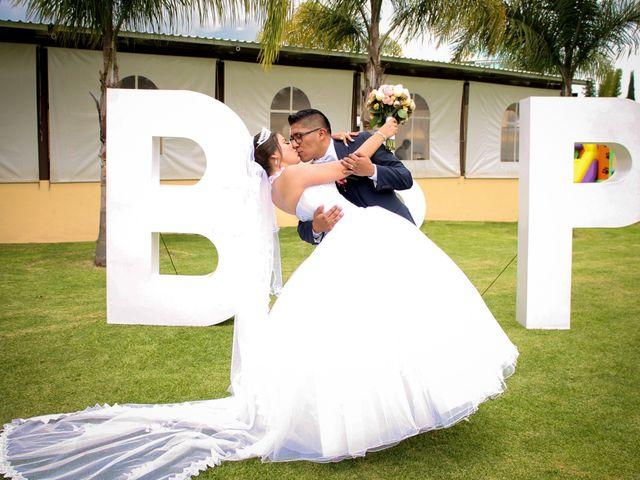 La boda de Pablo y Blanca