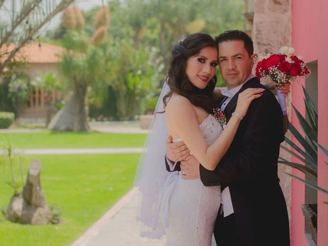 La boda de Cristy y Chuy