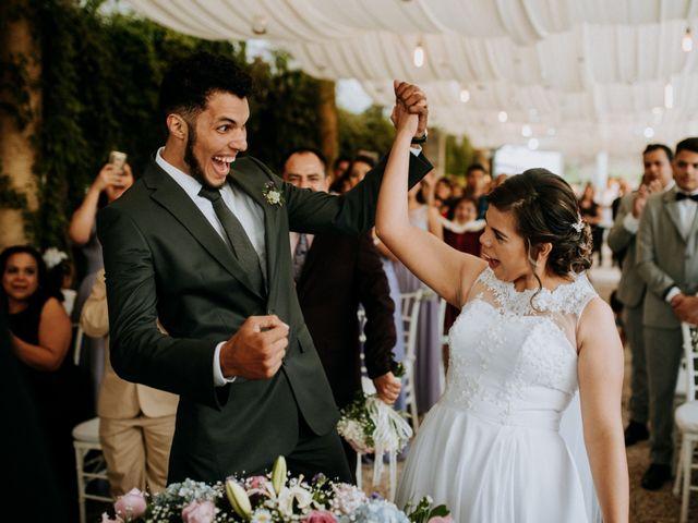 La boda de Gaby y Axel