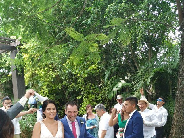 La boda de Nancy y David en Xochitepec, Morelos 4