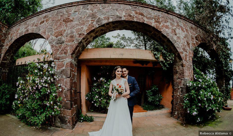 La boda de Fanny y Josías