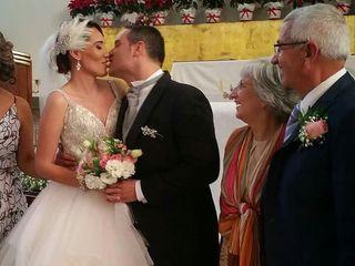 La boda de Yssel y Óscar 1