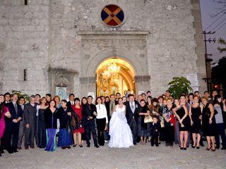 La boda de Gildardo  y Bianca