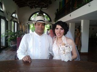 La boda de Esther  y Ivan