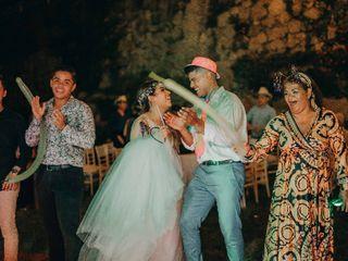 La boda de Estephani  y JeanCarlo  2