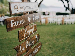 La boda de Estephani  y JeanCarlo  3