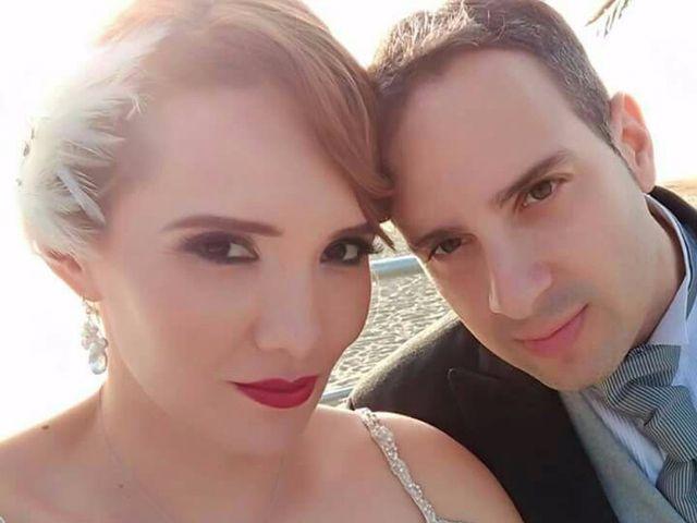 La boda de Yssel y Óscar