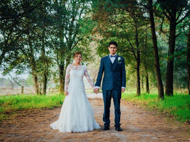 La boda de Emmelyne y Jorge