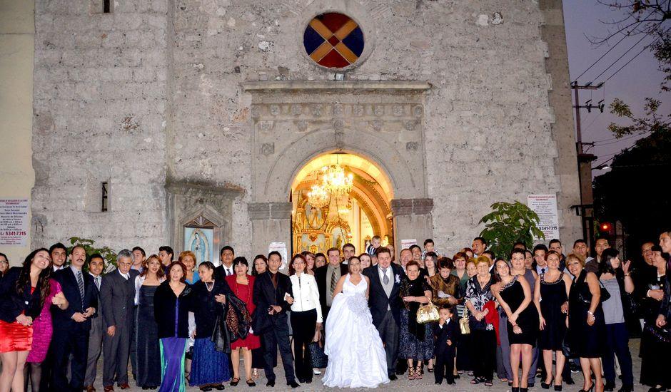 La boda de Bianca y Gildardo  en Azcapotzalco, Ciudad de México