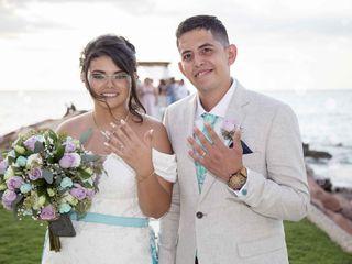 La boda de Miguel y Karla 1