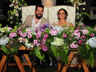 La boda de Rosa y Daniel