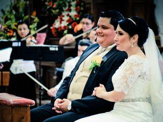 La boda de Francisco y Gloria 1