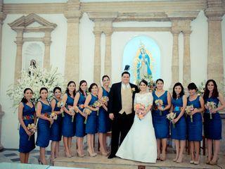 La boda de Francisco y Gloria 2