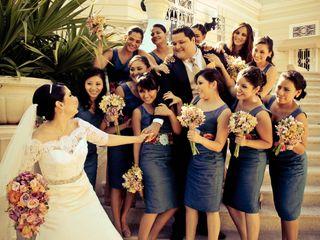 La boda de Francisco y Gloria