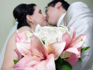 La boda de Karla y David 1
