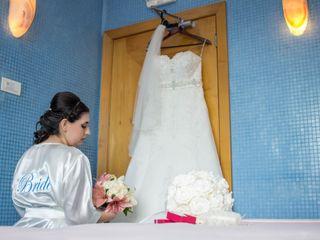 La boda de Karla y David 3