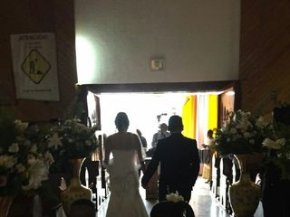 La boda de Romina y Arturo 1