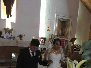 La boda de Romina y Arturo 2
