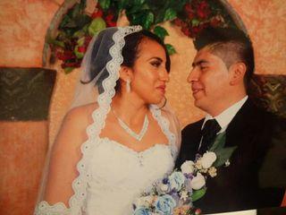 La boda de Romina y Arturo