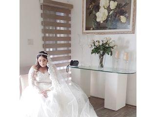 La boda de Marinacely y Iván  1