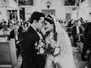 La boda de Marinacely y Iván