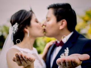 La boda de Itzel y Enrique