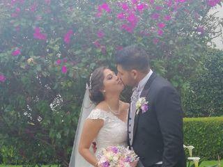 La boda de Francisco  y Karen  1