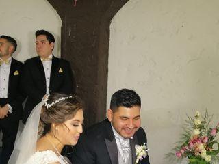 La boda de Francisco  y Karen  2