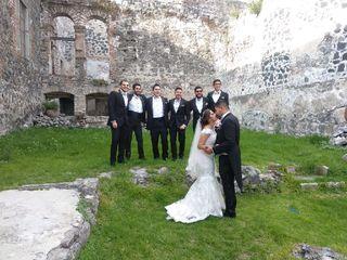 La boda de Francisco  y Karen  3