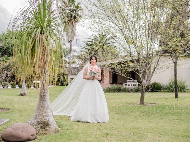 La boda de Alejandro y Andrea en Guadalajara, Jalisco 10