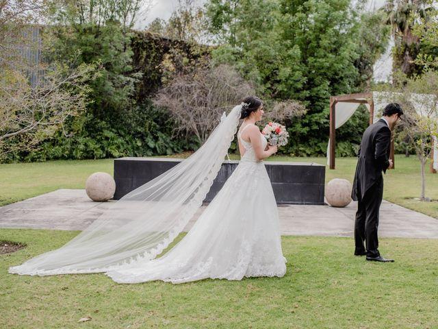 La boda de Alejandro y Andrea en Guadalajara, Jalisco 11