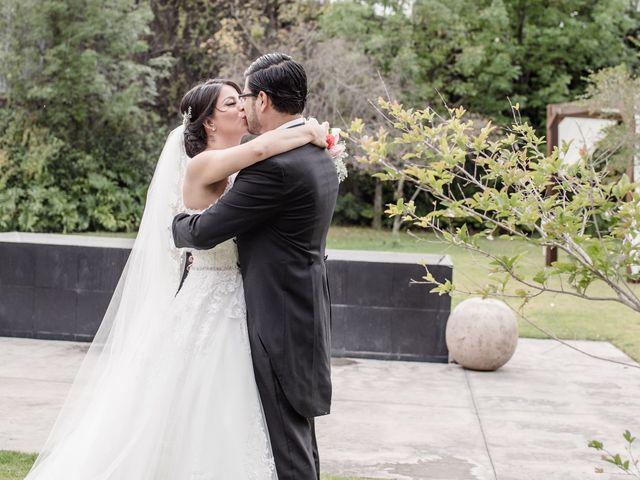 La boda de Alejandro y Andrea en Guadalajara, Jalisco 13