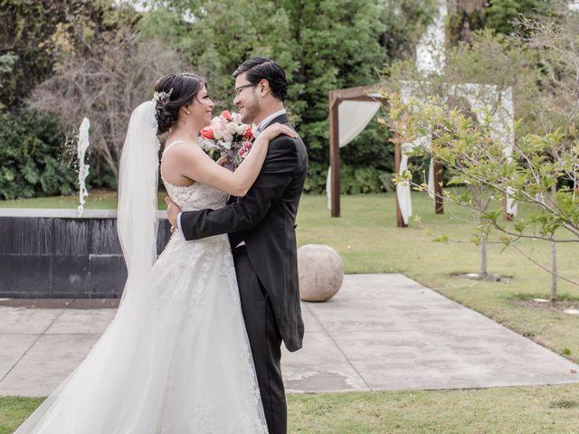 La boda de Alejandro y Andrea en Guadalajara, Jalisco 14