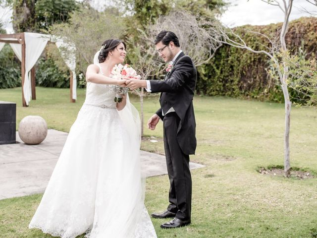 La boda de Alejandro y Andrea en Guadalajara, Jalisco 15