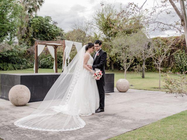 La boda de Alejandro y Andrea en Guadalajara, Jalisco 16