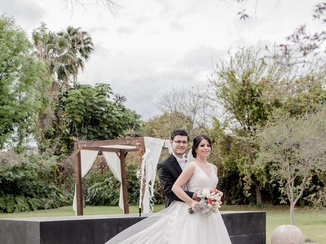 La boda de Alejandro y Andrea en Guadalajara, Jalisco 17
