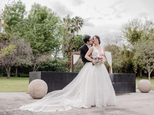 La boda de Alejandro y Andrea en Guadalajara, Jalisco 18