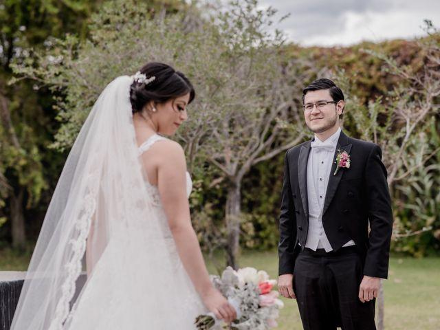 La boda de Alejandro y Andrea en Guadalajara, Jalisco 19