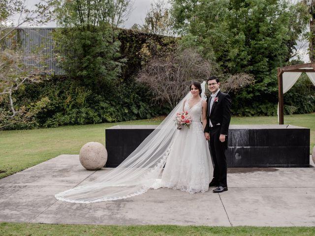 La boda de Alejandro y Andrea en Guadalajara, Jalisco 20