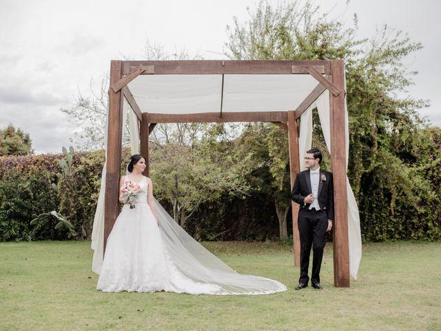 La boda de Alejandro y Andrea en Guadalajara, Jalisco 1