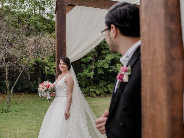 La boda de Alejandro y Andrea en Guadalajara, Jalisco 22