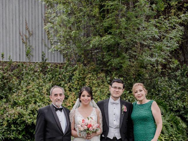 La boda de Alejandro y Andrea en Guadalajara, Jalisco 23