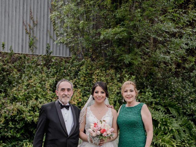 La boda de Alejandro y Andrea en Guadalajara, Jalisco 24