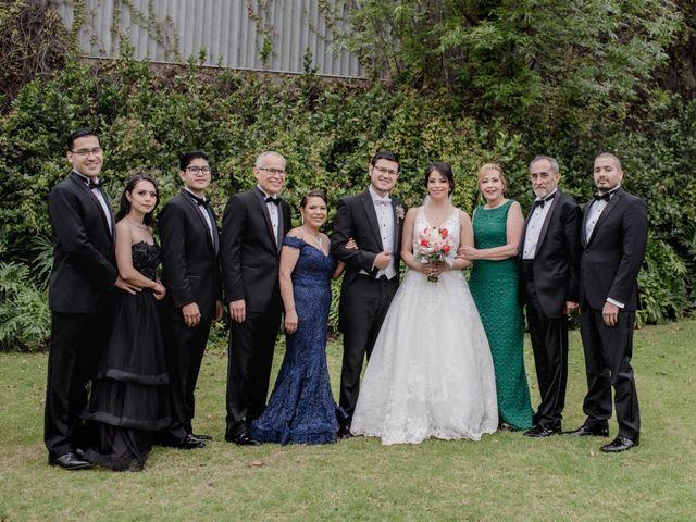 La boda de Alejandro y Andrea en Guadalajara, Jalisco 26