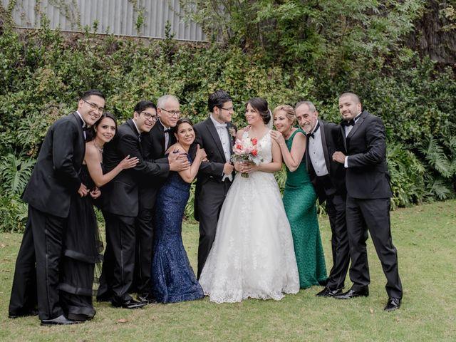 La boda de Alejandro y Andrea en Guadalajara, Jalisco 27