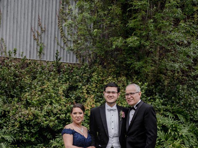 La boda de Alejandro y Andrea en Guadalajara, Jalisco 29