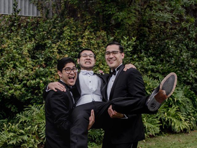 La boda de Alejandro y Andrea en Guadalajara, Jalisco 33