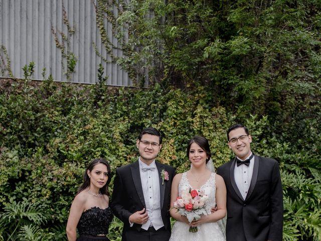 La boda de Alejandro y Andrea en Guadalajara, Jalisco 34